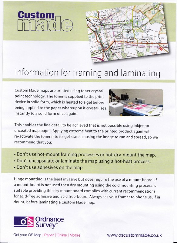 The Framers Forum • View topic - OS map instructions